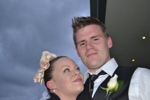 CHRIS AND AMBER..NEXT ONES ON THE WEDDING ARENA