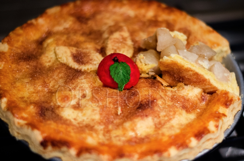 The winning pie