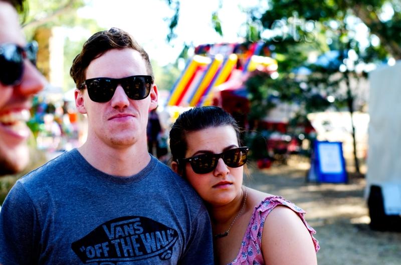 My Michael and his girlfriend Nicole